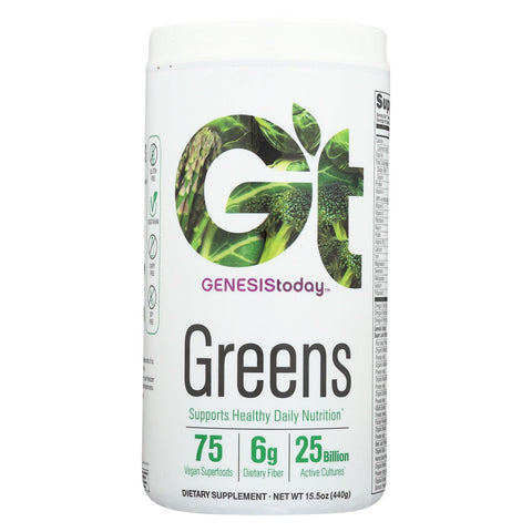 Genesis Today Genessentials Greens - Vegetarian - 15.5 Oz.