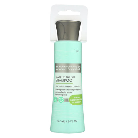 Eco Tool Makeup Brush Cleansing Shampoo - 6 Fl Oz.