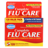 Hyland's Homeopathic Complete Flu Care   - 120 Tablets