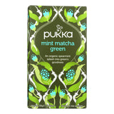 Pukka Herbal Teas - Tea Mint Matcha Green B - Case Of 6 - 20 Ct