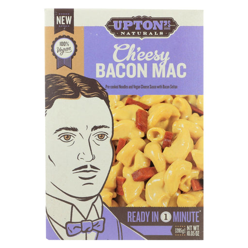 Upton's Naturals Macaroni - Ch'eesy Bacon - Case Of 6 -