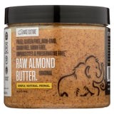 Base Culture Almond Butter - Original - Case Of 6 - 16 Oz.