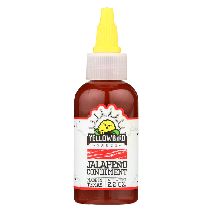 Yellowbird - Condiment Jalapeno - Case Of 12 - 2.2 Oz