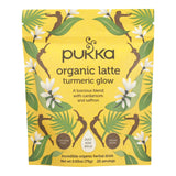 Pukka Herbal Teas - Latte Turmeric Glow - Case Of 4 - 2.65 Oz