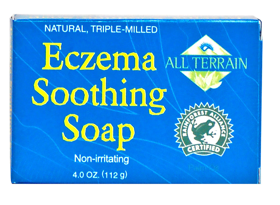 Eczema Soothing Soap 4 OZ