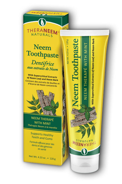 Neem Toothpaste Mint 4.23 OZ