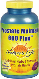 Prostate Maintain 600 Plus 100 VGC