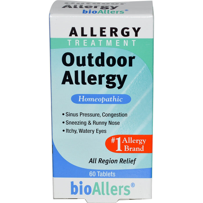 Outdoor Allergy 60 TAB