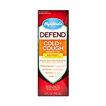 Defend Cold & Cough 4 OZ
