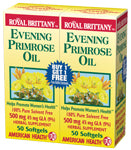Evening Primrose Oil 500mg Bogo 2-50