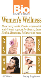 Womens Wellness 60 TAB