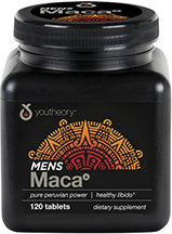 Men's Maca Root 120 CT