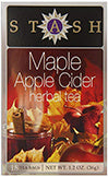 Maple Apple Cider Tea 18 CT