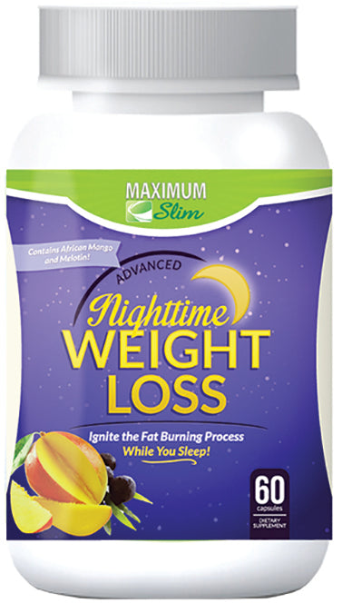 Night Time Weight Loss 60 CT