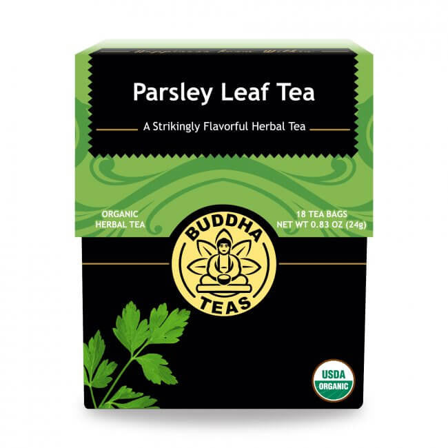 Parsley Leaf Tea 18 BAG