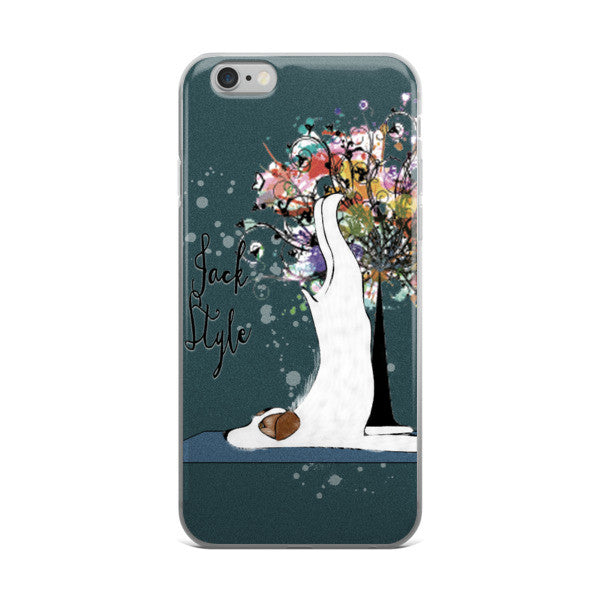 Salamba Jack iPhone 6/6s/Plus Case 2 -  Phone Cases - 4 Paws Merch