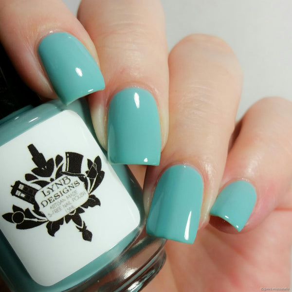 "It's Cyance from the ""Tonally Awesome"" Nail Polish Collection 15ml 5-Free"