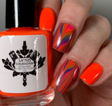 "The ""Tonally Awesome Neons"" Nail Polish Collection 15ml 5-Free"