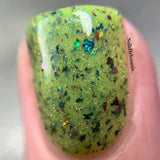 "What's the Pointillist from the ""Mani Masterpieces"" Nail Polish Collection 15ml 5-Free"