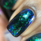 "Comet Me Bro from the ""Out of This World Part 2"" Nail Polish Collection 15ml 5-Free"