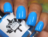 "Blue My Mind from the ""Tonally Awesome"" Nail Polish Collection 15ml 5-Free"