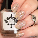 "Renoir of Not, Here I Come from the ""Mani Masterpieces"" Nail Polish Collection 15ml 5-Free"