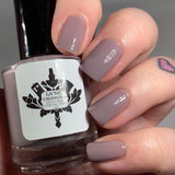 "That's Taupe from the ""Tonally Awesome"" Nail Polish Collection 15ml 5-Free"