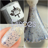 "Pisces- March from the ""Zodiac of the Month"" Collection 5-free 15ml"