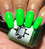 "Blown to Smither Greens from the ""Tonally Awesome"" Nail Polish Collection 15ml 5-Free"