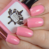 "You're One in a Melon from the ""Tonally Awesome"" Nail Polish Collection 15ml 5-Free"