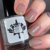 "Constellation in a Bottle from the ""Out of This World"" Nail Polish Collection 15ml 5-Free"