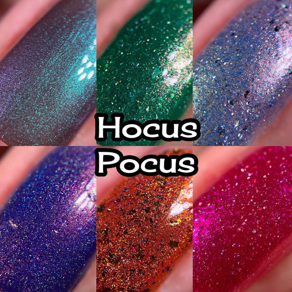 "The Complete ""Hocus Pocus"" Collection 5-free 15ml"