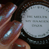 "He Melts My Haagen Dazs from the ""Stay Golden Part 2"" Collection 5-free 15ml"