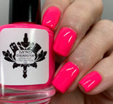 "Pinking of You from the ""Tonally Awesome"" Nail Polish Collection 15ml 5-Free"