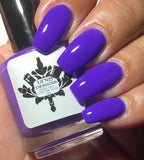 "Excessively Violet from the ""Tonally Awesome"" Nail Polish Collection 15ml 5-Free"