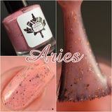 "Aries- April from the ""Zodiac of the Month"" Collection 5-free 15ml"