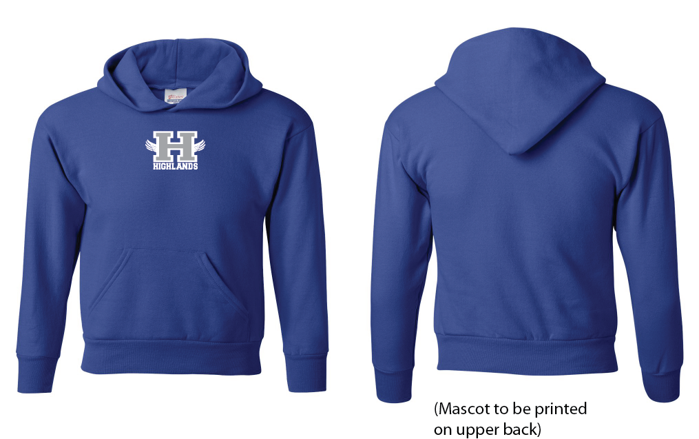 HMS XC Hooded Sweatshirt