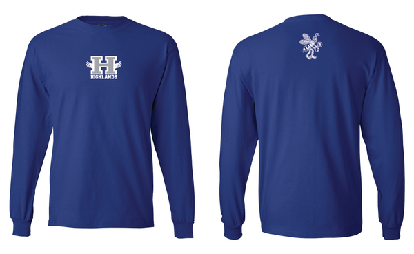 HMS XC Long-Sleeve T-shirt