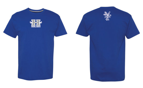 HMS XC Co-Ed T-shirt