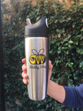 Stainless Steel Bee Water Bottle