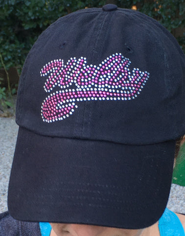 Womens Bling Hat