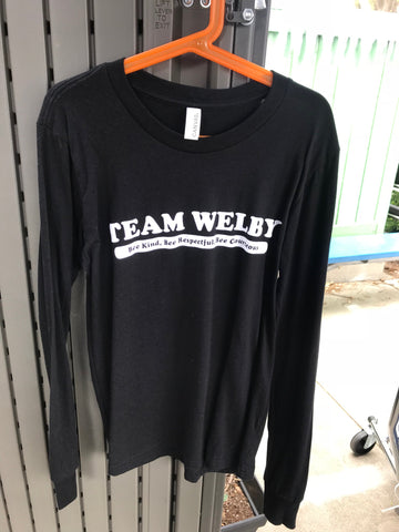 Team Welby Long Sleeve