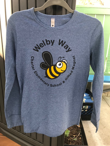 Welby Bee Blue Thermal-ADULT
