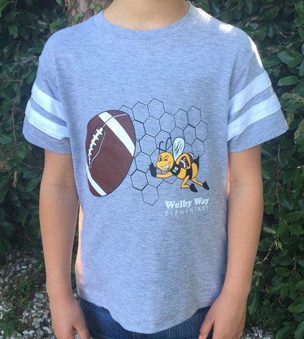 Football Bee Youth Tee