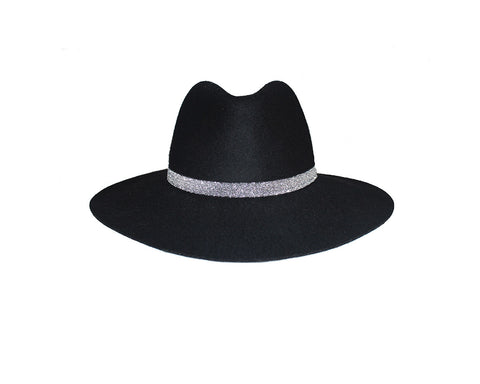 100% Wool Panama Style Hat - The Park Avenue