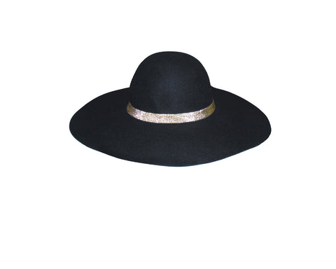Floppy Wool Hat - The Park Avenue