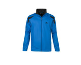 Blue Men's Zipper Front Jacket - The Aspen