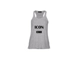 Gray Tank Top - ICON