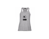 Gray Racerback Tank Top - RC
