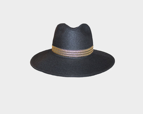 Tan Sun Hat - The Amalfi Coast